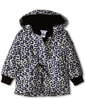 Little Marc Jacobs - Hooded Fake Fur Parka (Toddler/Little Kids)