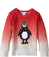 Little Marc Jacobs - Fleece Sweatshirt with Animal (Toddler/Little Kids)