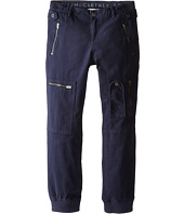 Stella McCartney Kids - Gus Cargo Pants with Zip Detail (Toddler/Little Kids/Big Kids)