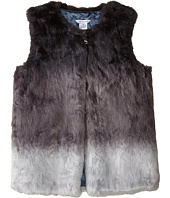 Little Marc Jacobs - Dip Dyed Faux Fur Vest (Little Kids/Big Kids)