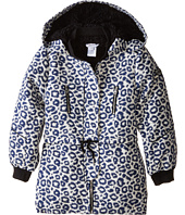 Little Marc Jacobs - Hooded Fake Fur Parka (Little Kids/Big Kids)