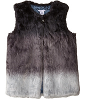 Little Marc Jacobs - Dip Dyed Faux Fur Vest (Big Kids)