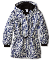 Little Marc Jacobs - Hooded Fake Fur Parka (Big Kids)
