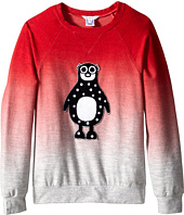 Little Marc Jacobs - Fleece Sweatshirt with Animal (Big Kids)