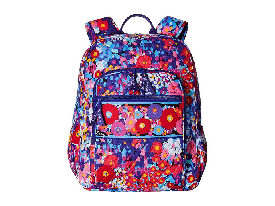 Vera Bradley Campus Backpack Impressionista Backpack Bags