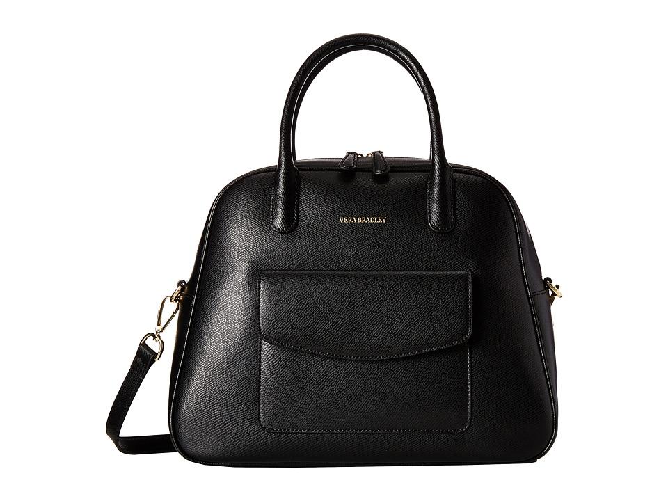 Vera Bradley Bowled Over Bag Black Bags