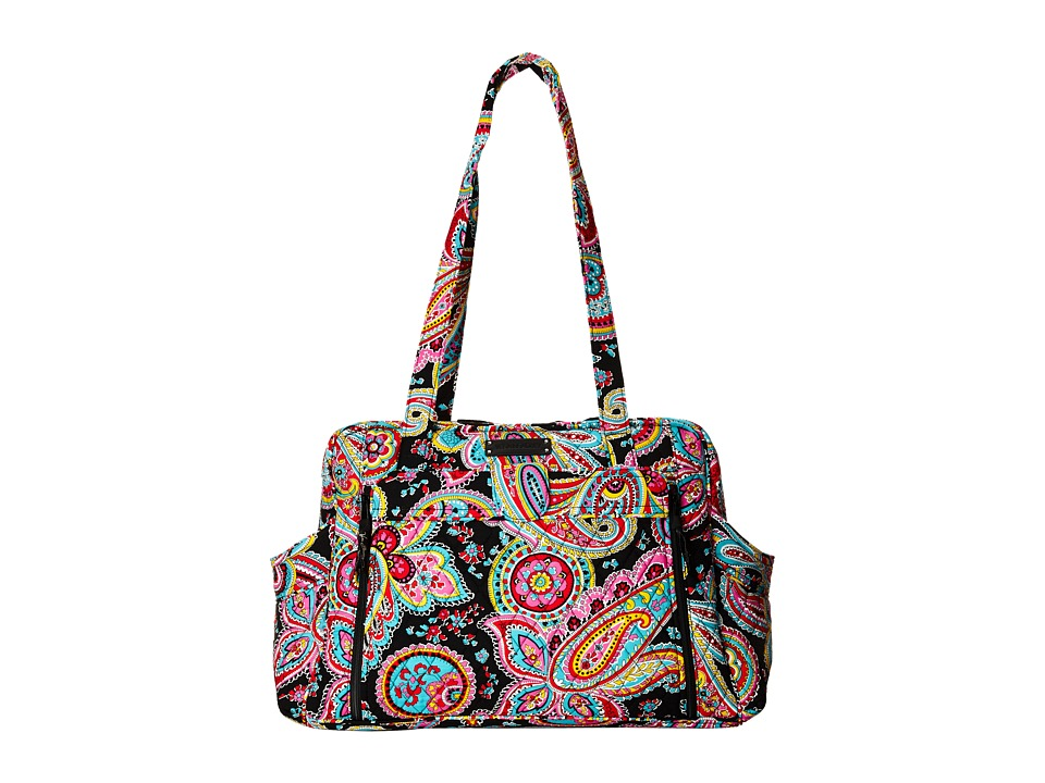 Vera Bradley - Stroll Around Baby Bag (Parisian Paisley) Diaper Bags