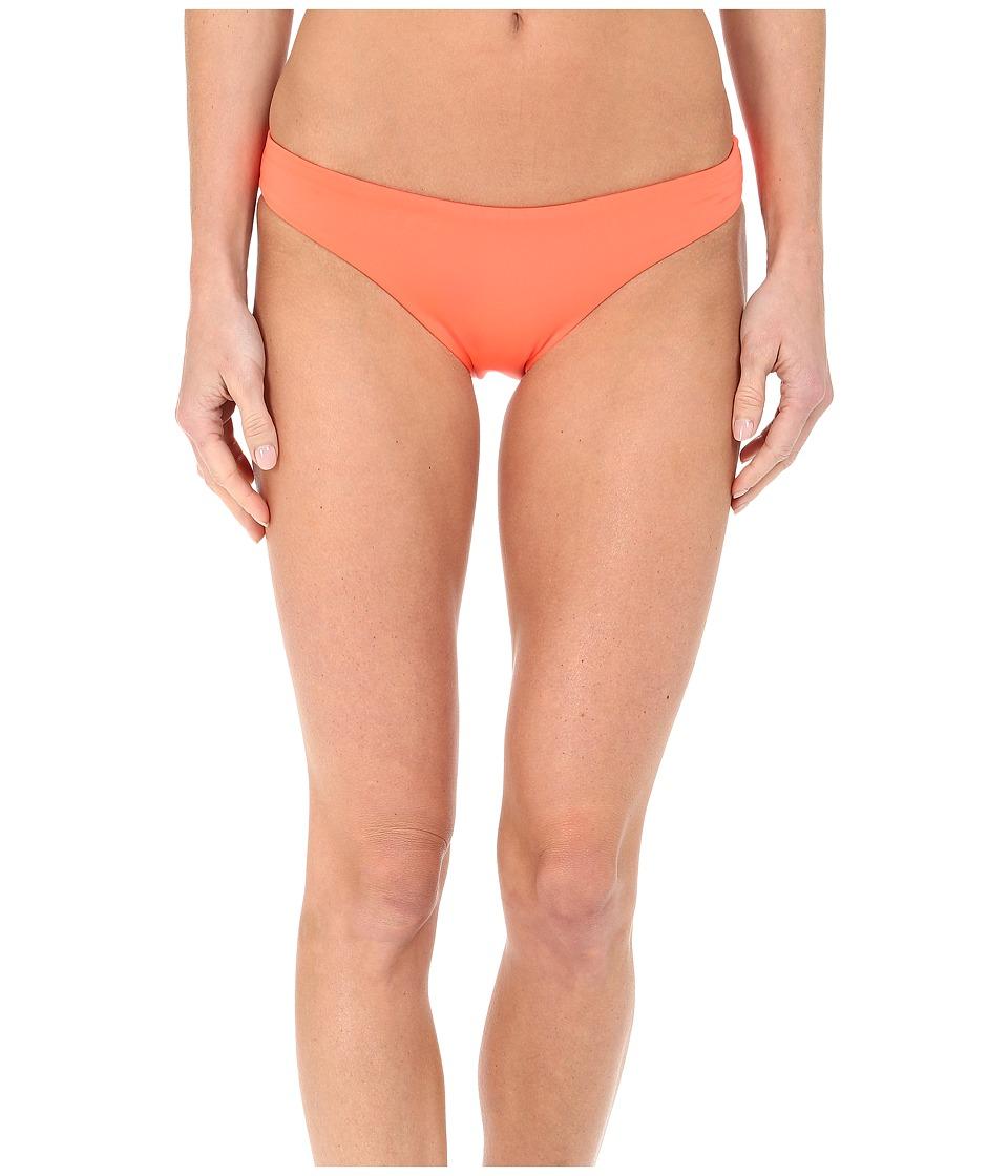 Seafolly Goddess Mini Hipster Bottom Nectarine Womens Swimwear