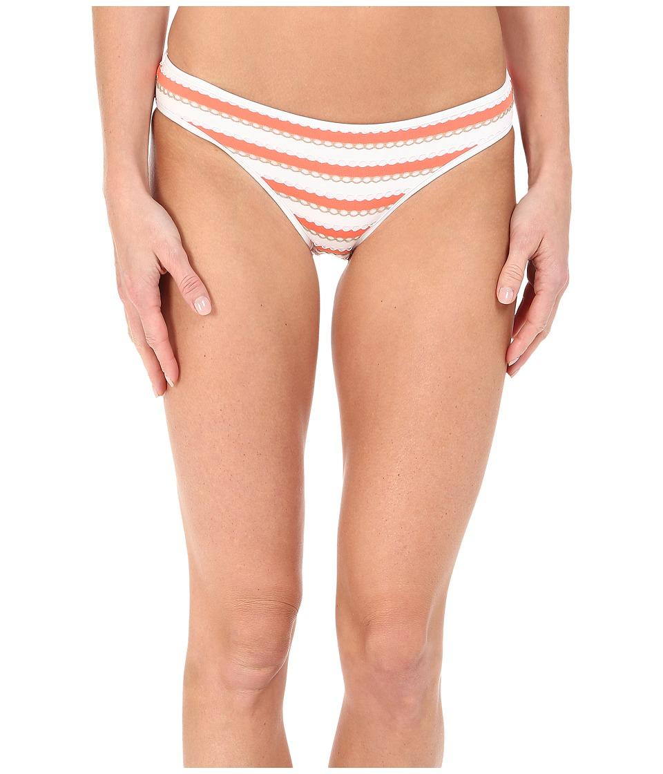 Seafolly Coast to Coast Hipster Bottom Nectarine Womens Swimwear
