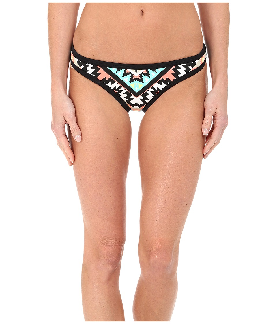 Seafolly Kasbah Scuba Hipster Bottom Nectarine Womens Swimwear