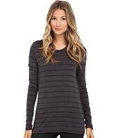 Michael Stars - Lolita Stripe Long Sleeve Crew Neck