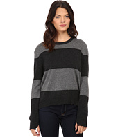 Michael Stars - Cashmere Blend Long Sleeve w/ Thumbholes