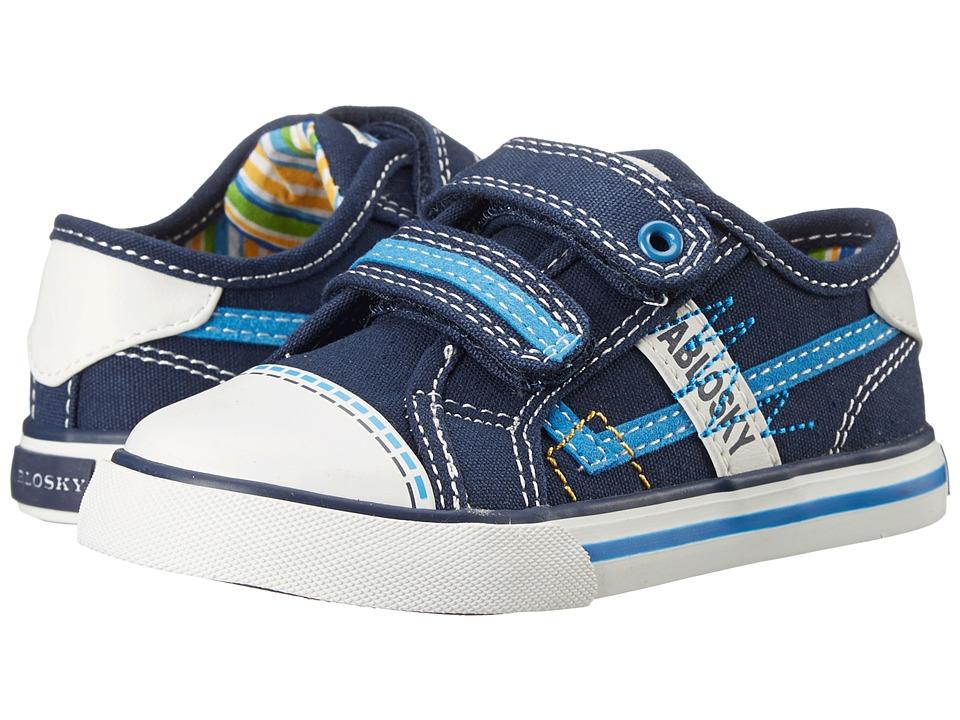 Pablosky Kids 924720 Toddler/Little Kid/Big Kid Navy Boys Shoes