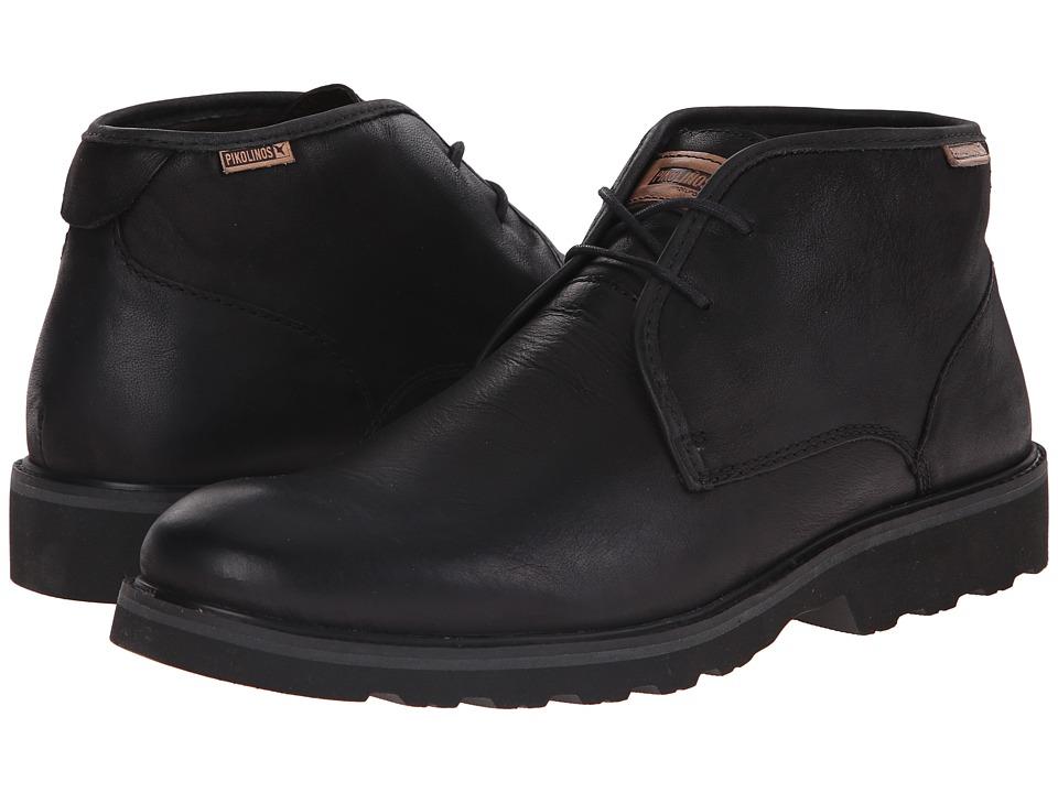 Pikolinos - Glasgow 05M-6030F (Black) Men