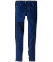Little Marc Jacobs - Slim Fit Patched Denim Pants (Big Kids)
