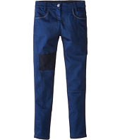 Little Marc Jacobs - Slim Fit Patched Denim Pants (Little Kids/Big Kids)
