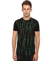 CoSTUME NATIONAL - Front Distress Shirt