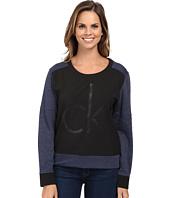 Calvin Klein Jeans - Bonded Logo Crew Neck Sweatshirt