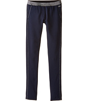 Little Marc Jacobs - Milano Fabric Pants with Gold Piping (Big Kids)