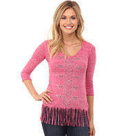 Rock and Roll Cowgirl - 3/4 Sleeve Knit 48T4296