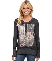 Rock and Roll Cowgirl - Long Sleeve Knit 48T4285