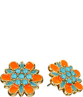 Kate Spade New York - Bold Blooms Studs Earrings