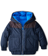 Little Marc Jacobs - Reversible Hooded Puffer (Toddler/Little Kids)