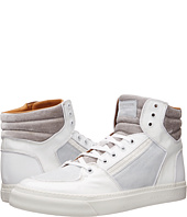 Marc Jacobs - Mixed Leather Hi-Top Sneaker