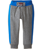 Little Marc Jacobs - Banded Bottom Bicolored Sweatpants (Toddler/Little Kids)