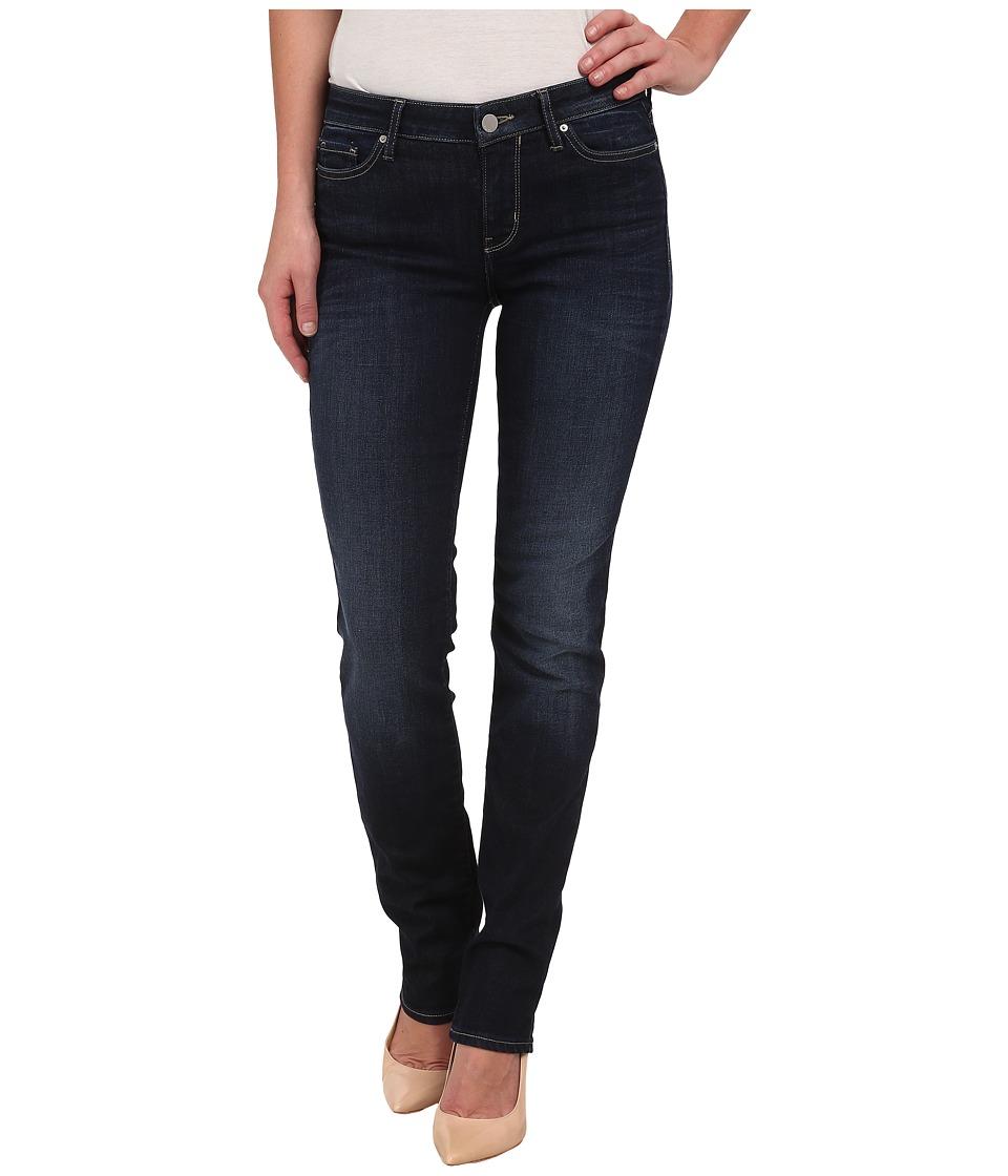 Calvin Klein Jeans Straight Leg Jeans in Dark Used (Dark Used) Women