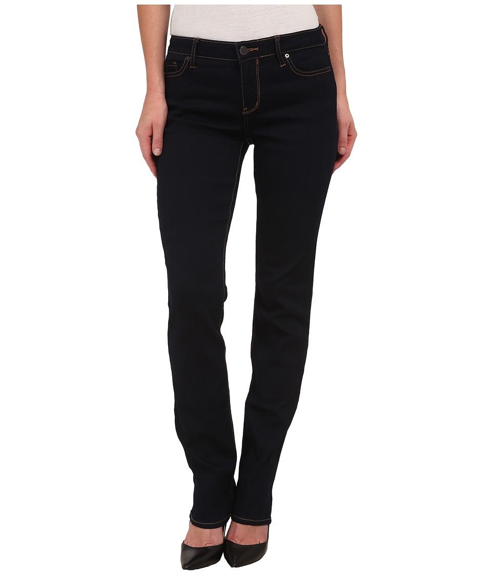Calvin Klein Jeans Straight Leg Jeans in Dark Rinse (Dark Rinse) Women