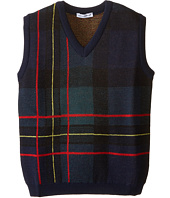 Dolce & Gabbana Kids - Plaid Sweater Vest (Toddler/Little Kids)