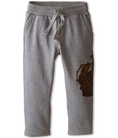 Dolce & Gabbana Kids - Crown Print Sweatpants (Toddler/Little Kids)
