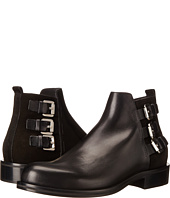 CoSTUME NATIONAL - Triple Buckle Ankle Boot