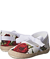 Dolce & Gabbana - Ceremony Ballerina Espadrille (Infant/Toddler)
