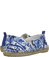 Dolce & Gabbana Kids - Mediterranean Espadrille (Toddler/Little Kid)