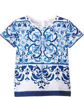 Dolce & Gabbana - Mediterranean T-Shirt (Toddler/Little Kids)