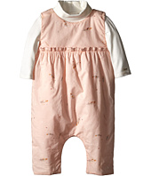 Chloe Kids - Printed Combi & Long Sleeve Inner Two-Piece Set (Infant)