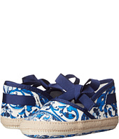 Dolce & Gabbana Kids - Ceremony Ballerina Espadrille (Infant/Toddler)