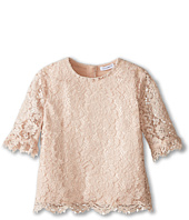 Dolce & Gabbana Kids - Ceremony Lace Blouse (Toddler/Little Kids)