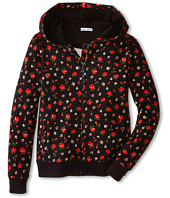 Dolce & Gabbana - Back to School Floral Zip-Up Hoodie (Big Kids)