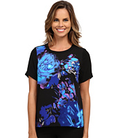Adrianna Papell - Placement Print Tee