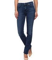 7 For All Mankind - Kimmie Straight in Pure Medium Vintage Sateen