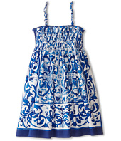 Dolce & Gabbana - Mediterranean Cover-Up Dress (Toddler/Little Kids)