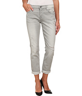 7 For All Mankind - Josefina with Destroy in Distressed Grey Destroy