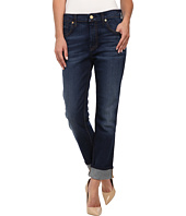 7 For All Mankind - The Relaxed Skinny in Slim Illusion Rich Vibrant Blue