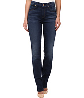 7 For All Mankind - Kimmie Straight in Slim Illusion Rich Vibrant Blue
