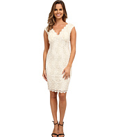 rsvp - Short Venice Lace V-Neck Dress