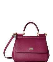 Dolce & Gabbana - Mini Bags Vitello Stampa Dauphine