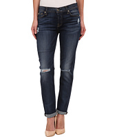 7 For All Mankind - Josefina with Knee Holes in Marie Vintage Blue 3